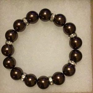 Costume Jewelry Stretchy Bracelet